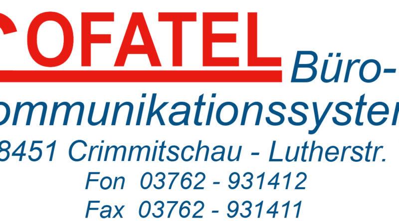 Logo der Firma Cofatel, Büro- und Kommunikation